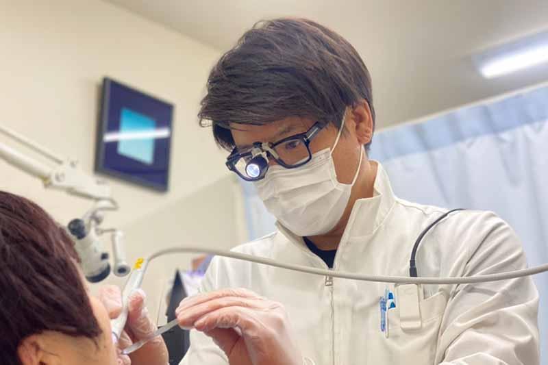 口腔外科領域のレーザー手術、舌小帯短縮手術、上唇小帯手術