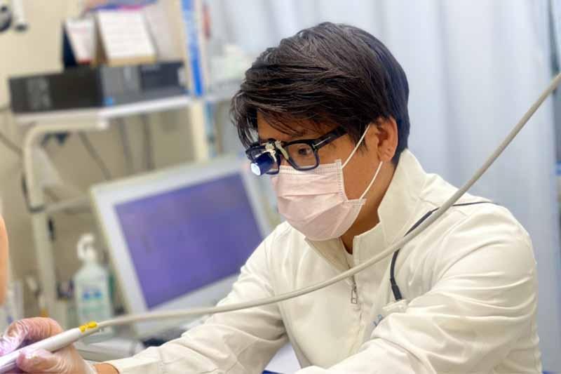 大学病院レベルの診断と治療が受けられる耳鼻咽喉科です