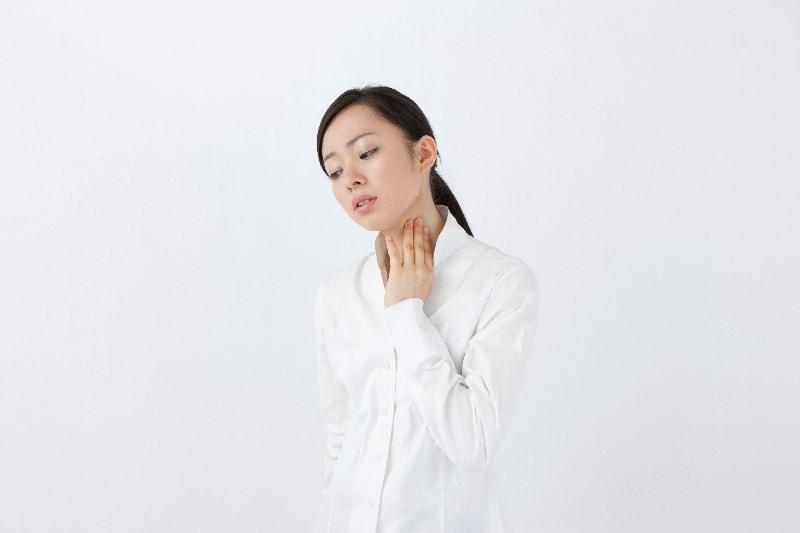 「喉に異常感がある」慢性上咽頭炎、咽喉頭異常感症、Bスポット処置